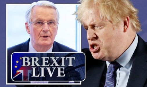 Brexit LIVE: Boris scrambles to solve EU riddle as Brussels issues Ireland warning