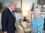Queen 'remains in good health' and last saw Boris Johnson 16 days ago