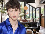 Inside Troye Sivan's VERY unique Victorian-era Melbourne home