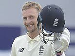 TOP SPIN AT THE TEST: Joe Root leads by example as he enters the record books at Galle