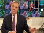 Nigel Farage says ITV host Julie Etchingham was 'only winner' of election debate