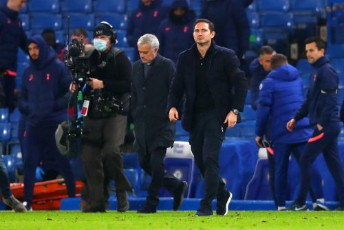 """I thought we dominated"" - Frank Lampard gives his verdict on Spurs stalemate"
