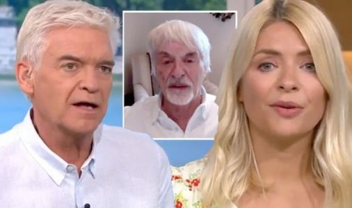 This Morning viewers slam 'car crash' Bernie Ecclestone interview: 'This is cringe'