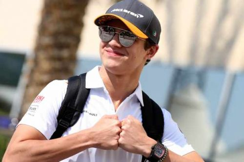 Exclusive: Lando Norris - I want to be remembered as more than just another F1 driver