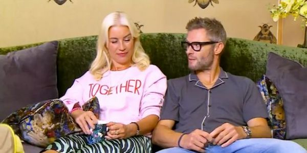 Denise Van Outen's First Impression Of Boyfriend Eddie Boxshall Wasn't Exactly Flattering