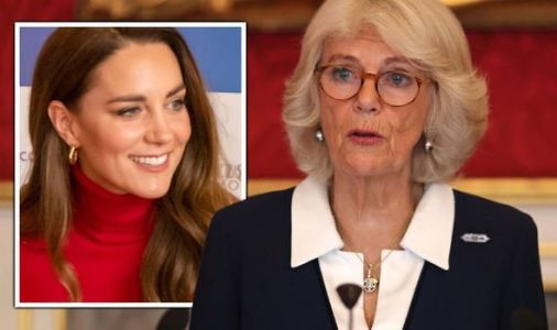 Camilla 'imitating' Kate as she prepares to take place of 'world's most famous woman'