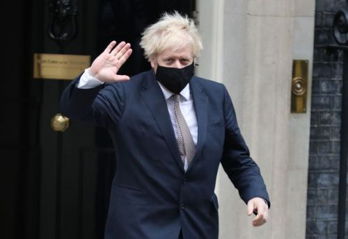 Boris Johnson Uses Series Of Bizarre War Metaphors In Defence Of New Coronavirus Restrictions