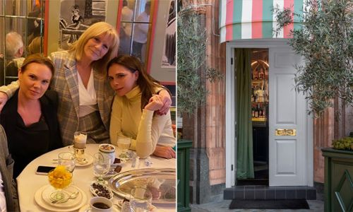 Victoria Beckham just declared this restaurant the 'poshest' place to dine in London