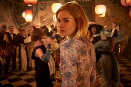 Lily James' Rebecca divides critics as reviews range from 'stylish' to 'vacuous'