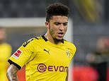 Jadon Sancho 'WILL join Manchester United this summer' but ONLY if they qualify for Champions League