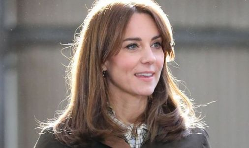 Kate spotted 'picking up art supplies' amid claims SHE made Queen's anniversary card
