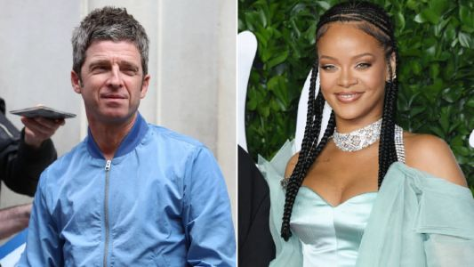 Noel Gallagher responds to those Rihanna dating rumours we definitely forgot about
