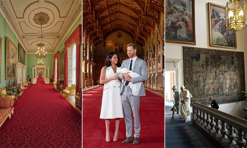 7 most stunning royal corridors: From Prince William and Kate Middleton to Prince Harry and Meghan Markle