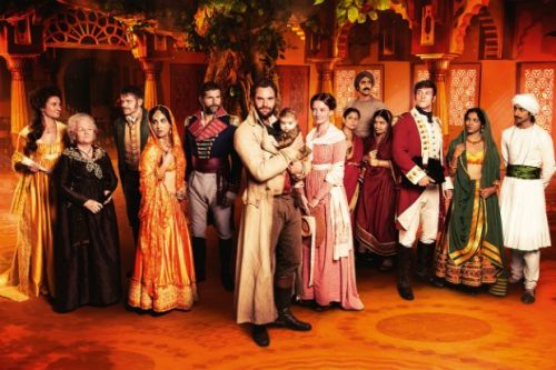 Meet the cast of ITV's Indian period drama Beecham House