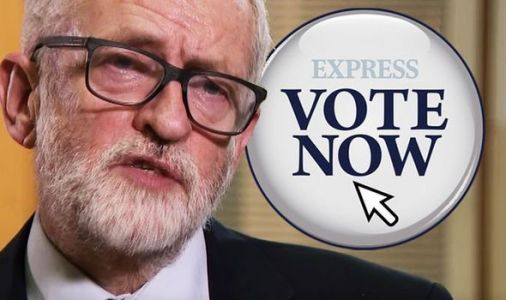 Jeremy Corbyn POLL: Should ex-Labour leader quit as MP for anti-Semitism 'failures'? VOTE