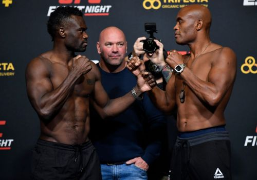 UFC Fight Night Anderson Silva vs Uriah Hall fight card, UK time, TV channel, live stream and odds
