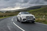 Mercedes-Benz GLE 400d Coupe 2020 UK review