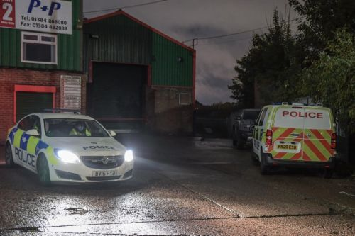 Two men found shot dead in car in Dudley as cops launch double murder probe