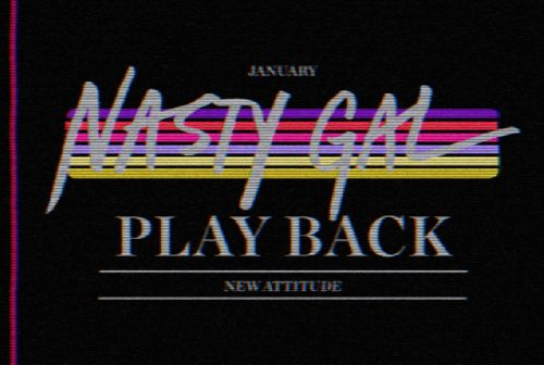Play Back: New Attitude