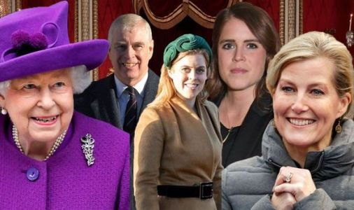Royal work: How does the Royal Family make money? From Queen to Princess Eugenie