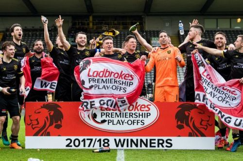 Blast from the past: Livingston seal back-to-back promotions