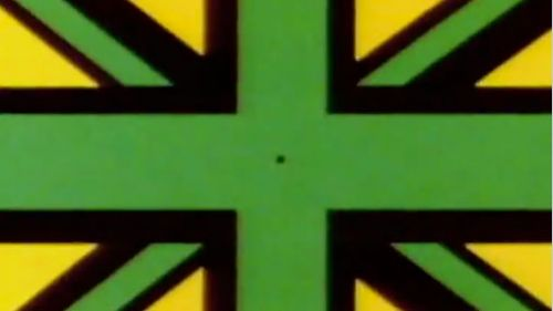 Union Flag optical illusion is completely mind-boggling