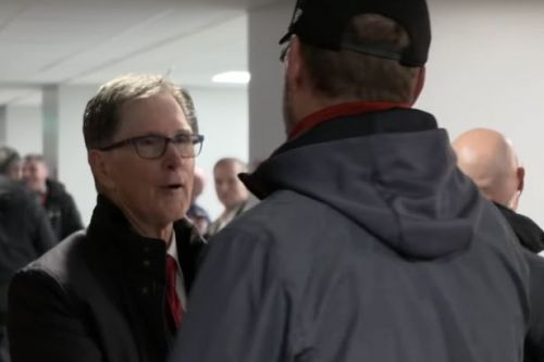 John W Henry had a message for Jurgen Klopp after Liverpool's win over Man Utd