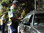 Woman, 45, is allegedly caught driving while SIX times over the drink-drive limit