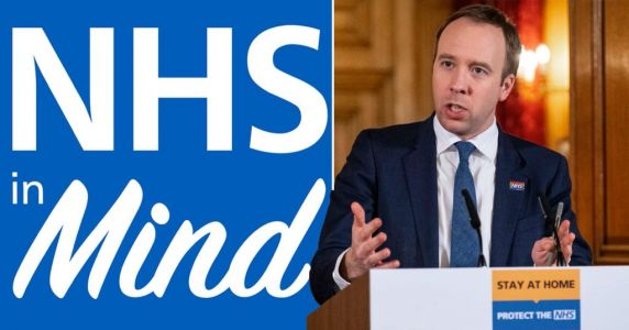 NHS to send check-in texts to people suspected of having coronavirus