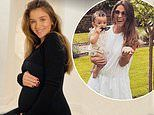 Pregnant Brooke Vincent reveals she's expecting another boy