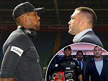 Anthony Joshua's world title fight with Kubrat Pulev POSTPONED due to coronavirus