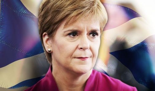 Sturgeon fury: SNP leader exposed for failing to visit Scottish voters in two years