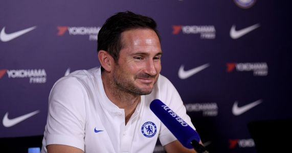 Chelsea Twitter point out incredible Frank Lampard world record