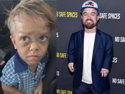 A comedian with dwarfism rallied the internet to support a boy with his same condition who was bullied