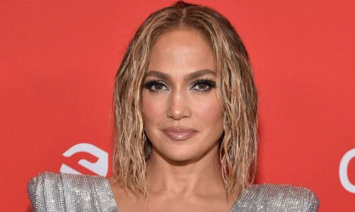Jennifer Lopez wears nothing but her engagement ring in stunning nude photo for new single