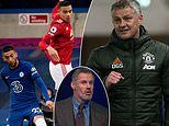 Manchester United produced 'one of their bravest performances' at Chelsea, insists Jamie Carragher
