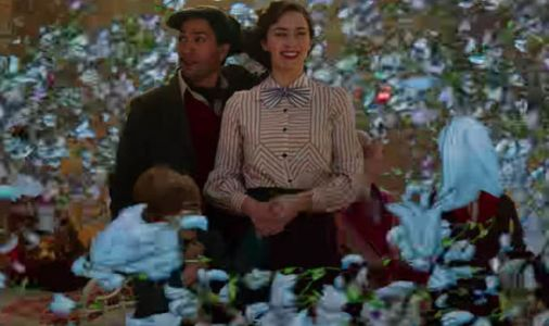 Mary Poppins Returns release date: When is new Mary Poppins movie released in UK?