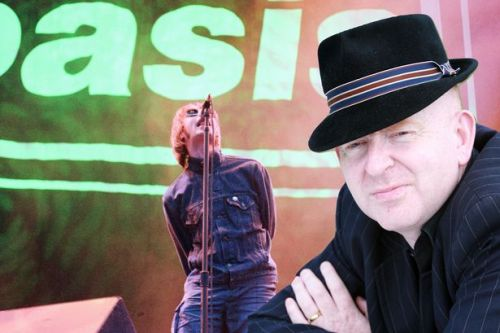 Music legend Alan McGee - the man who discovered Oasis - set for Irvine Q&A