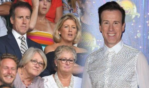 Anton Du Beke on his wife's 'massive problem' - the symptoms of her condition