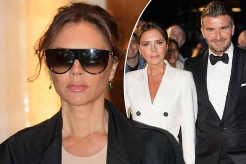 Victoria Beckham opens up on fears for her marriage to husband David