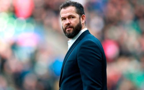'The scoreline flattered us and I'll take responsibility': Andy Farrell reacts to Ireland's Six Nations loss to England