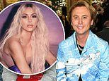 Jonathan Cheban stands out at the Casablanca show during Paris Fashion Week