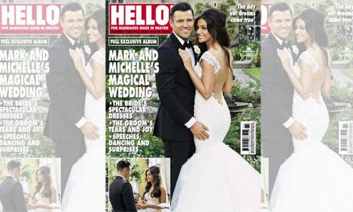 The best photos and moments from Michelle Keegan and Mark Wright's wedding as they celebrate 5th anniversary