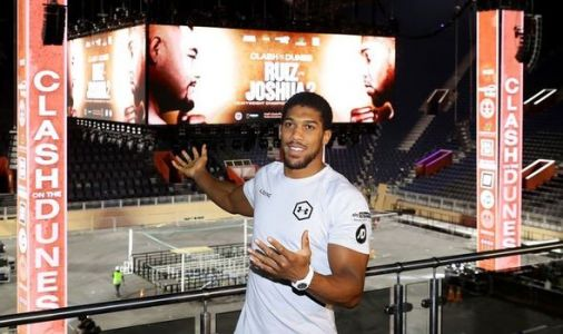 Anthony Joshua explains why he's already done Andy Ruiz Jr rematch ring walk twice