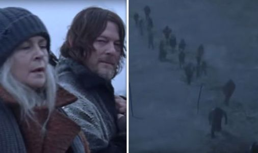 The Walking Dead season 9, episode 16 promo: What will happen in The Storm?