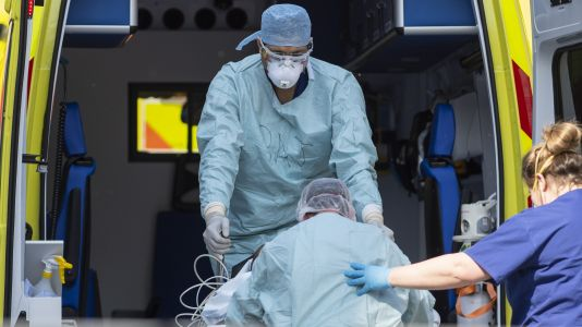 Britain's death toll could hit '85,000 in second Covid wave', leaked Sage documents reveal