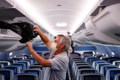COVID-19 has decimated demand for Thanksgiving air travel, but a late surge in bookings would come with its own dangers