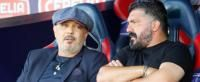Gattuso: 'Napoli lucky to get a point'