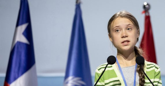 Greta Thunberg named Time's 'Person of the Year 2019'