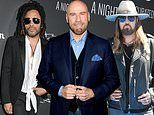 Lenny Kravitz, John Travolta and Billy Ray Cyrus are set to present at the MTV Video Music Awards